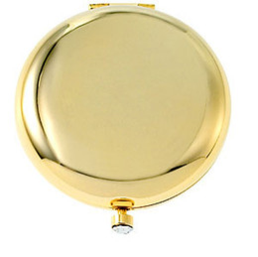'After hours' Gold Compact: