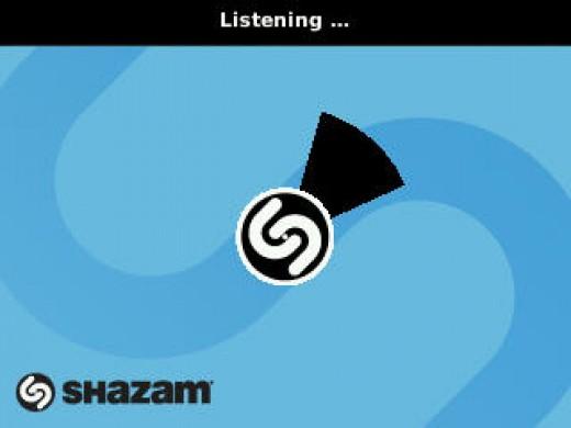 Shazam it!