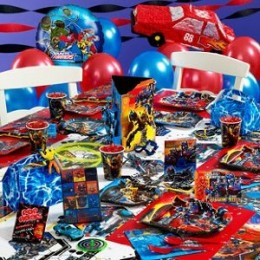 Utilize a Transformers kit. Not only do kits come with everything you need, they save money and time by having everything you need in one pack.