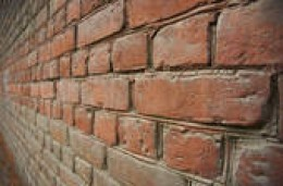 Sometimes plans hit a Brick Wall.