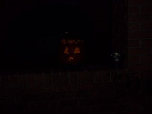 Pumpkin Eyes!