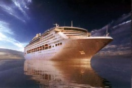 Sun Princess Cruise Ship - photo from salmonellablog.com