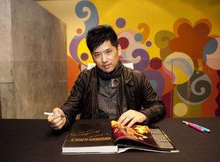 Photographer Howard Huang