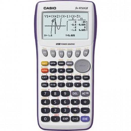Casio 9750GII