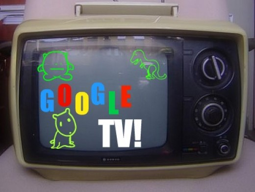 Google TV Games are the next big thing in the world of internet television and internet gaming