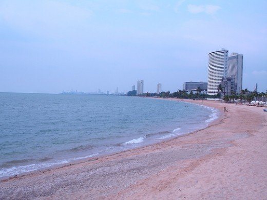 Pattaya Sea Shore