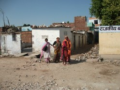 Volunteering in India (platform2) blog1: The slum children who praised the Lord