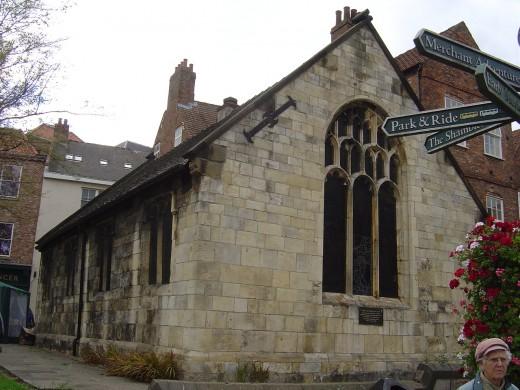 St Crux, York city