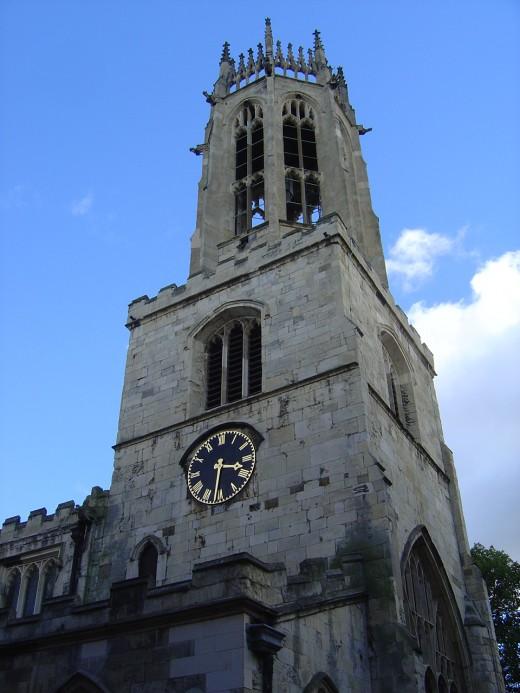 All Saints Church York - Haunted York