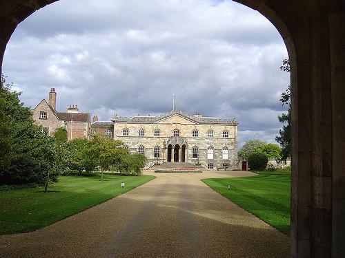 Archbishop's palace, Bishopthorpe
