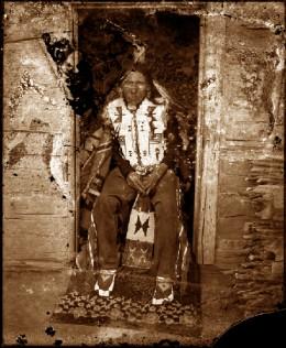 Native American Healer