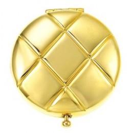 Estee Lauder Golden Quilt Compact