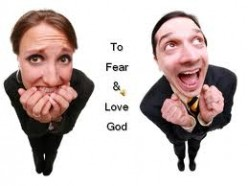 Are You Afraid Of Fear? (Part 2. What Is The Fear Of God?)
