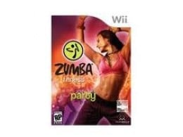 Wii Zumba Fitness Exercise Game