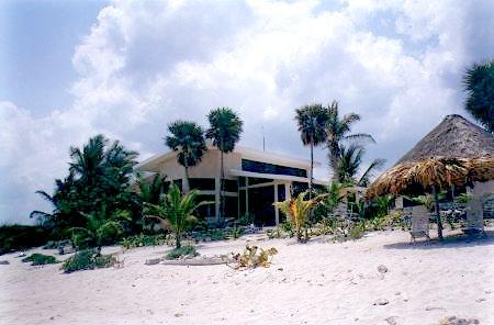 Mexican Beach Bungalows