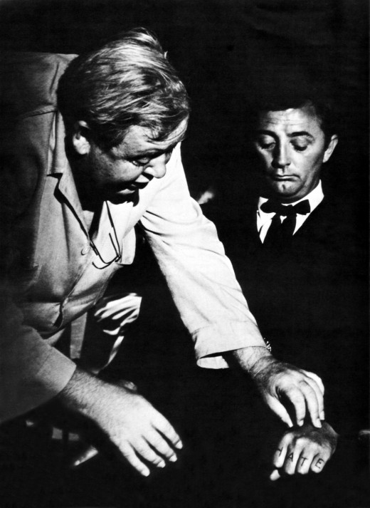 Directing Robert Mitchum, The Night of the Hunter, 1955