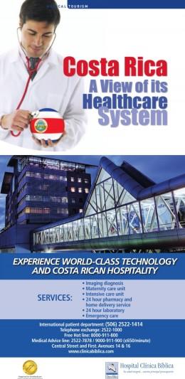 Costa Rica Ad in Medical Tourism Magazine