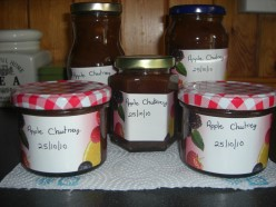 The Best Apple Chutney Recipe