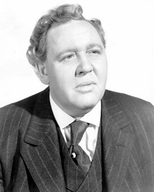 Charles Laughton 1899-1962