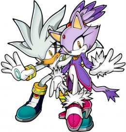 Silver (Speed) + Blaze (Power)