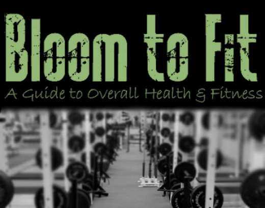 Come find out more about what it takes to look and feel great at Bloom to Fit