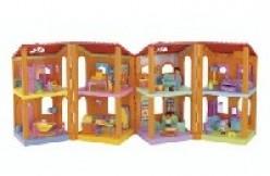 Buy A Dora Dollhouse - Dora Magical Welcome Dollhouse