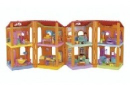 Dora Magical Welcome Dollhouse