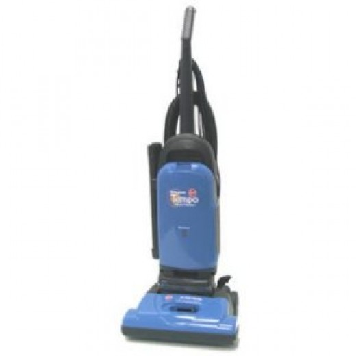 Hoover Tempo Widepath Upright Vacuum, Bagged, U5140-900
