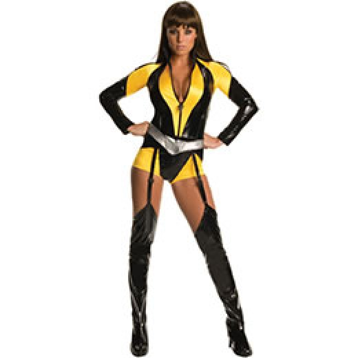 50's Costumes - Watchmen Halloween Costumes