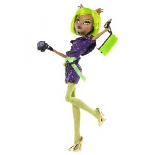 Clawdeen Wolf Dawn Of The Dance Doll