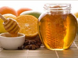 Honey and Lemon Juice with Oil