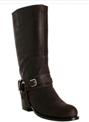 Dior Italian Leather Biker Boot
