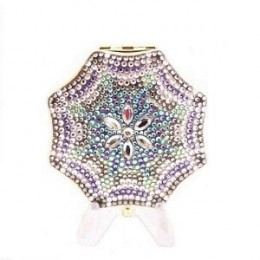Crystal Dreams Estee Lauder Judith Leiber Lucidity Powder Compact