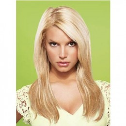 Get what ever color you need. These Ken Paves hair extensions come in over 40 color shades.