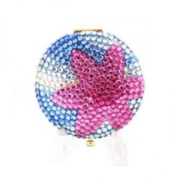 Fleur Flottante Estee Lauder Crystal Lucidity Powder Compact