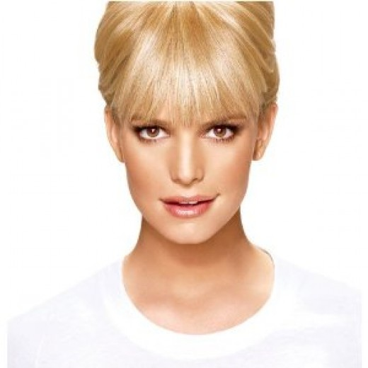 Want to sport bangs but don't want to cut your real hair? Try out clip in bangs to see if it is right for you.