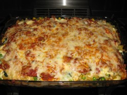 Quick and Easy Lasagna with Alternative Pasta