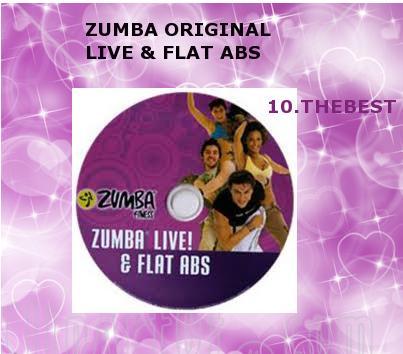 Zumba Fitness DVD