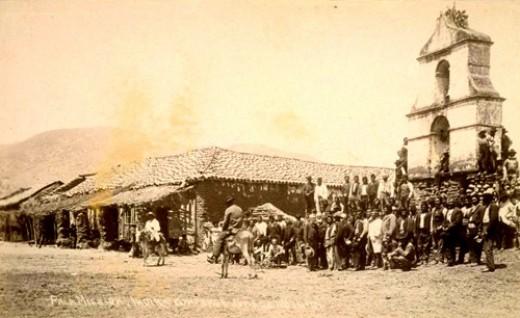 LA Mission 1887