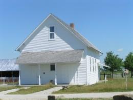 Holdeman Church--The original Mennonite church in Pettitsville