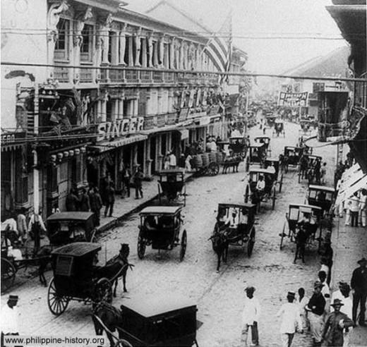 Manila 1899