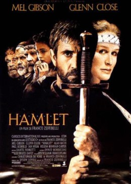 Mel Gibson also portrayed Hamlet in his 1990 version of the film.
