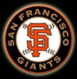 2010 World Series National League Team: The San Francisco Giants