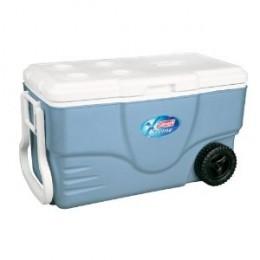 Coleman 62-Quart Xtreme Wheeled Cooler (Blue)