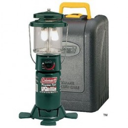 Coleman Two-Mantle Propane Lantern with Case