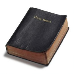The Christian Bible (Old and New Testaments)