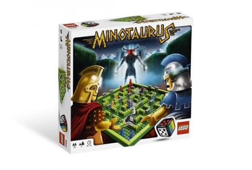 LEGO Minotaurus 3841 Box