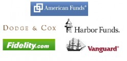 Top 5 Popular and Best International Stock Mutual funds plus Vanguard