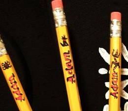 Children Love Having Personalized School Suppliesl