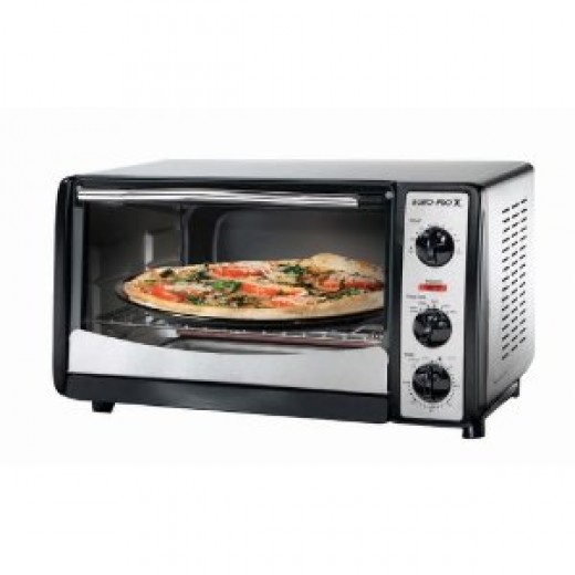 The Euro-Pro T0251 Convection Toaster Oven